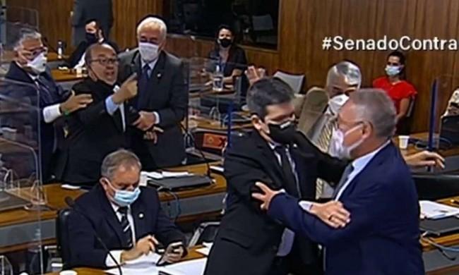 Reprodução TV Senado
