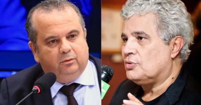 Rogério Marinho e Ricardo Noblat - Foto: Reprodução