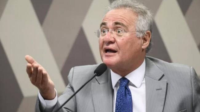 Renan Calheiros - Foto: Edilson Rodrigues/Agência Senado
