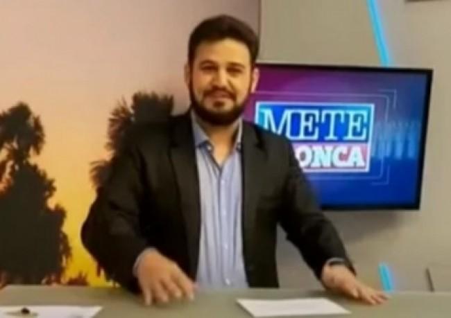 Jornalista Romano dos Anjos - Foto: Reprodução