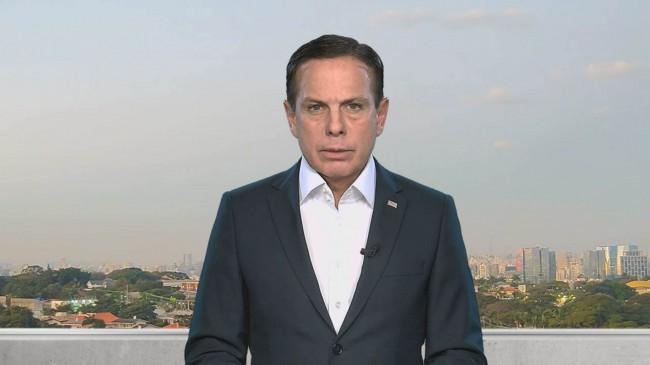 João Doria - Foto: Reprodução