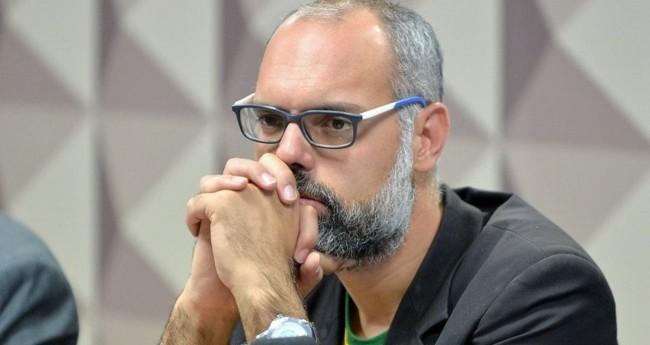 Allan dos Santos - Foto: Alessandro Dantas/Agência Senado