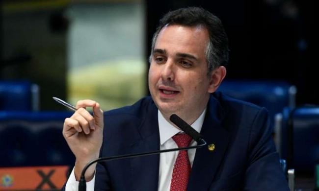 Rodrigo Pacheco - Foto: Marcos Oliveira/Senado Federal