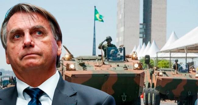 Jair Bolsonaro - Foto: Alan Santos/PR; EB