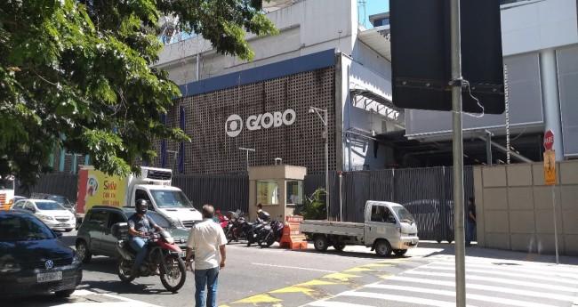 Sede da Globo - Foto: Reprodução