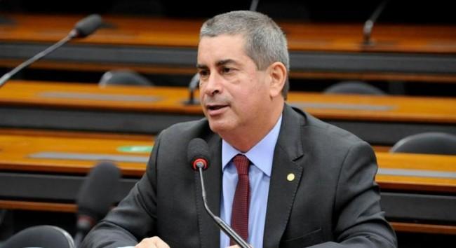 Coronel Tadeu - Foto: Gustavo Sales/Câmara dos Deputados