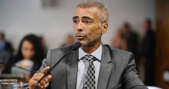Romário - Foto: Marcos Oliveira/Agência Senado