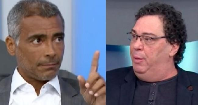 Romário e Casagrande - Foto: Reprodução